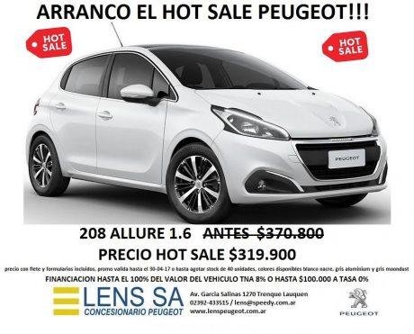 Peugeot Hot Sale