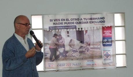 Cáritas Marcelo Del Campo