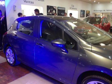 Lens SA - Peugeot a la UTN