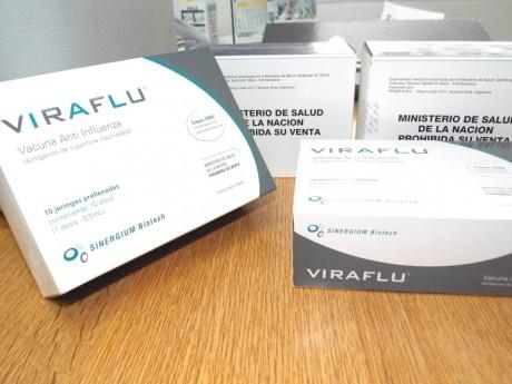 Vacunas antigripales