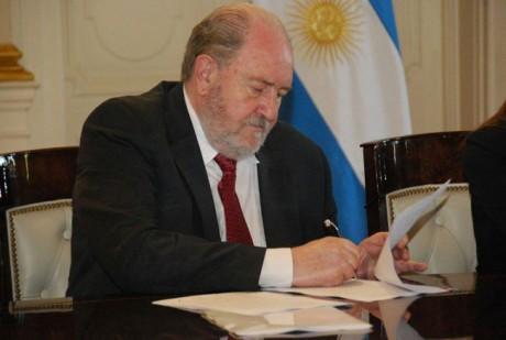 Río Quinto - Verna firma acuerdo