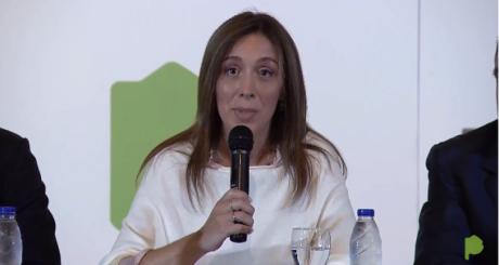 Vidal, María Eugenia conflicto docente
