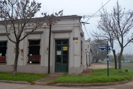 General Villegas - Edificio ex Molino Fénix