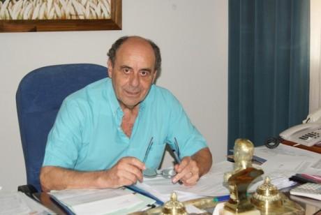 Hirtz, David - Intendente de Adolfo Alsina